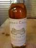 1983 Chateau Caillou 375 ml