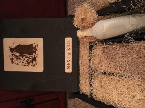 2012 Next of Kyn (Sine Qua Non) Syrah Cumulus Vineyard (Magnum) Magnum: 1.5 liters